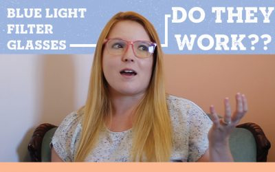 Blue Light Filter Glasses: Do They REALLY work?